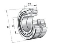 FAG 32021X METRIC TAPERED ROLLER BEARINGS