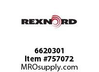 REXNORD 6620301 BL1244X400 BL1244 X 400 PITCHES