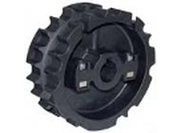 System Plast 12069N 820-25R25M-DS TWO PIECE MOLDED SPROCKETS