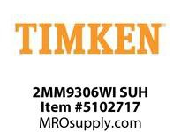 TIMKEN 2MM9306WI SUH Ball P4S Super Precision