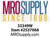 MRO 33349W 1-1/4 BARB X 3/4 MIP NYLON