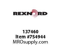 REXNORD 137460 730401068181 40 HCB 2.1245 BORE 2 SS