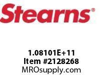 STEARNS 108101202073 CRANE DUTY-56^LDSB/DRAIN 8097287