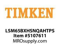 TIMKEN LSM65BXHSNQAHTPS Split CRB Housed Unit Assembly