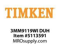TIMKEN 3MM9119WI DUH Ball P4S Super Precision