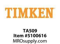 TIMKEN TA509 SRB Plummer Block Component