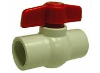 MRO 940297 1-1/4 WHITE PVC SOCKET VLV