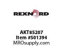 AKT85207 HD T-U BLK W/HD BRG 145769