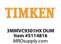 TIMKEN 3MMVC9301HX DUM Ball High Speed Super Precision