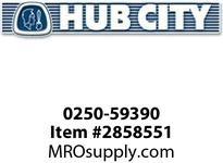 HUB CITY 0250-59390 SSHB2063ER 38.61 56C Helical-Bevel Drive