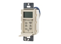 NSI SS721ZA 7 DAY IN-WALL IN-LINE ASTRO TIMER WITH NEUTRAL WIRE