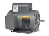 L1509T 7.5HP, 3450RPM, 1PH, 60HZ, 213T, 3640LC, OPEN