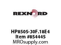 REXNORD HP8505-30F.18E4 HP8505-30 F.1875 T4P N.75 HP8505 30 INCH WIDE MATTOP CHAIN WI