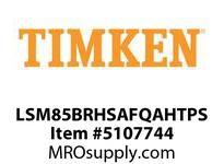 TIMKEN LSM85BRHSAFQAHTPS Split CRB Housed Unit Assembly