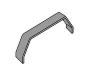 System Plast FT-HDL-1-CAP-BK FT-HDL-1-CAP-BK FRAMES/GUARDING