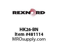 REXNORD 6179957 HK26-BN 3125-2 PIN OLD STYLE