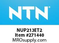 NTN NUP213ET2 CYLINDRICAL ROLLER BRG