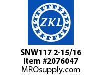 ZKL SNW117 2-15/16