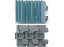 System Plast 11407 LFG878TAB-K325GS1 SYS CHAIN STEEL 2 PC