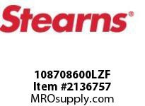 STEARNS 108708600LZF SVR-BRAKE ASSY-STD 8087586