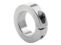 Climax Metal 1C-243-A 2 7/16\ ID SPLIT Clamp Collar AL""