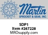 Martin Sprocket SDP1 SCREWDRIVERPHILLIP1-1/2