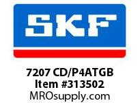SKF-Bearing 7207 CD/P4ATGB