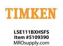 TIMKEN LSE111BXHSFS Split CRB Housed Unit Assembly