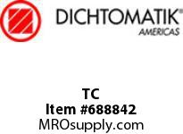DICHTOMATIK TC 32 48 7 BUNA OIL SEAL
