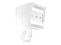 RAB EZLED78TW/PC EZFLOOD 78W COOL LED 3HX3V 120V PC TRUNNION WHITE