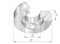 INA GE20AW Elges? spherical plain bearing