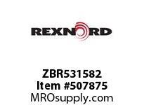 ZBR531582 FLANGE CARTRIDGE BLK W/HD 6820097