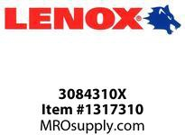 Lenox 3084310X ACCESSORIES-10^ EXTENSION - 3/8 CHUCK - 250MM EXTENSION 10MM CHUCK