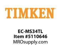 TIMKEN EC-MS34TL Split CRB Housed Unit Component