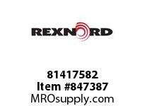 REXNORD 81417582 HT5705-4.5 MTW PP ROD HT5705 4.5 INCH WIDE MOLDED-TO-WIDT