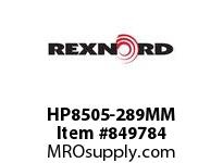 REXNORD HP8505-289MM HP8505-289MM HP8505 289MM WIDE MATTOP CHAIN WITH