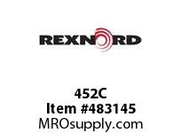 REXNORD 6065130 452C 452 PINTLE CHAIN