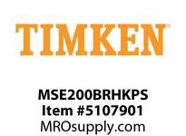TIMKEN MSE200BRHKPS Split CRB Housed Unit Assembly