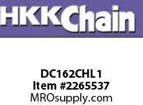 """HKK C2162H offset link 4"""" pitch large roller offset link"""