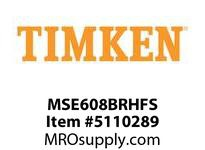 TIMKEN MSE608BRHFS Split CRB Housed Unit Assembly