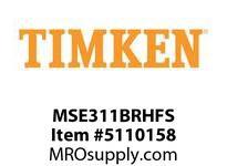 TIMKEN MSE311BRHFS Split CRB Housed Unit Assembly