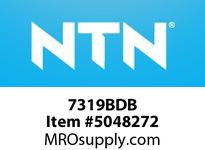 NTN 7319BDB MEDIUM SIZE BALL BEARINGS MEDIUM SIZE BALL BRG - STD