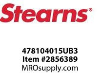STEARNS  478104015UB3 IVR-15 40A 147-33 SURF MT