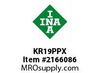 INA KR19-X-PP Stud type track roller