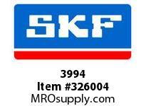 SKF-Bearing 3994