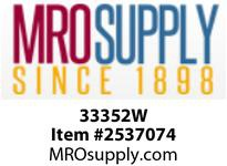 MRO 33352W 1/4 BARB X 3/4 MIP NYLON ELL (Package of 10)