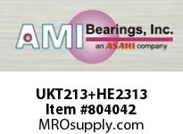 AMI UKT213+HE2313 2-1/4 NORMAL WIDE ADAPTER TAKE-UP BALL BEARING