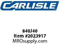 Carlisle 840J40 J Bulk Sleeves