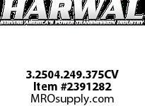 Harwal 3.2504.249.375CV 3.250 x 4.249 x .438C FPM