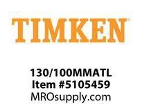 TIMKEN 130/100MMATL Split CRB Housed Unit Component